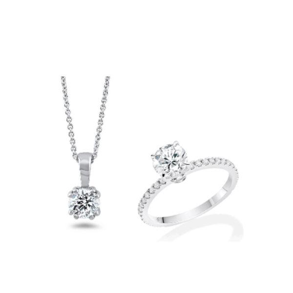 Κοσμήματα δαχτυλίδια κολιέ
