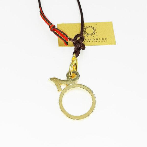 Γούρι δαχτυλίδι & κολιέ από το κοσμηματοπωλείο Ketsetzoglou