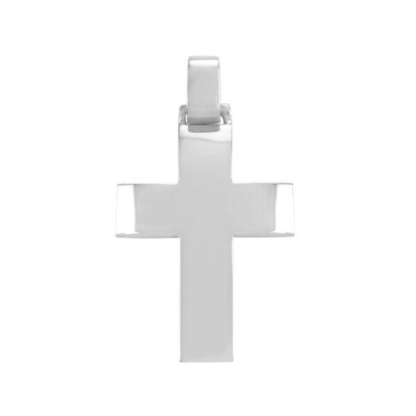 Αντρικός σταυρός λευκόχρυσο – Κόσμημα και Ρολόγια – Κετσετζόγλου