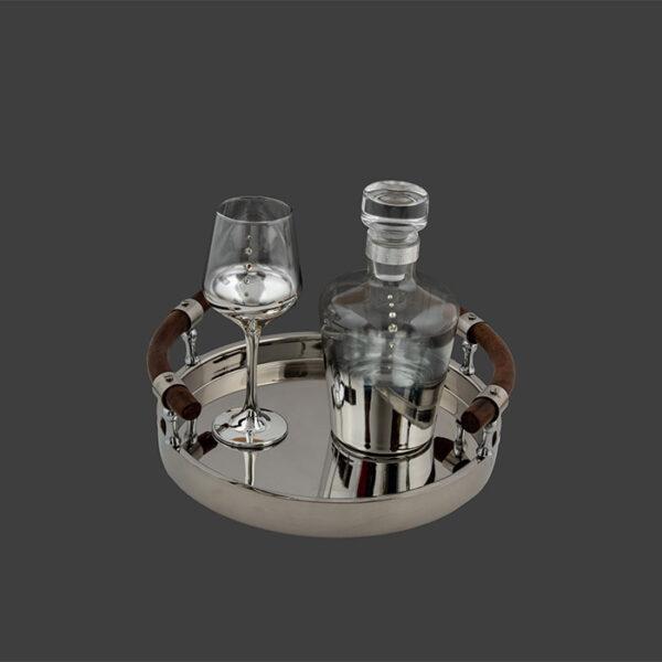 Νέα σετ καράφα ποτήρι γάμου - Είδη γάμου Ketsetzoglou