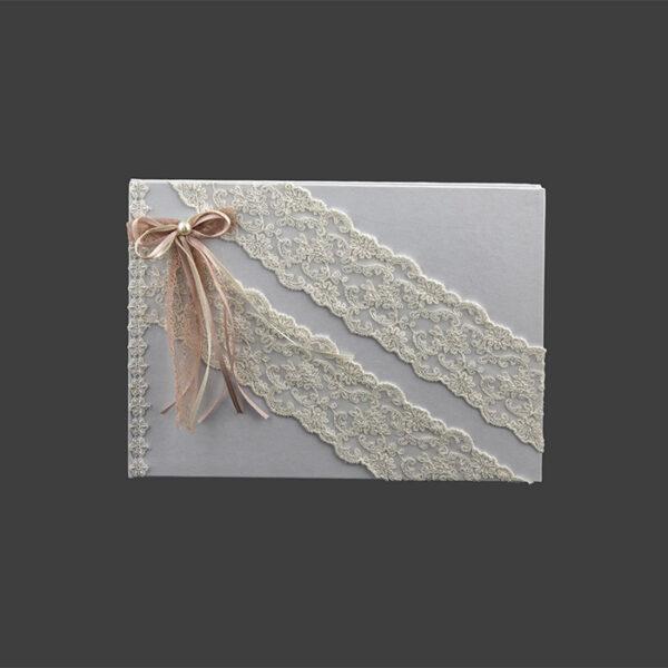 Βιβλίο ευχών γάμου χειροποίητο – ONLINE ESHOP KETSETZOGLOU.GR