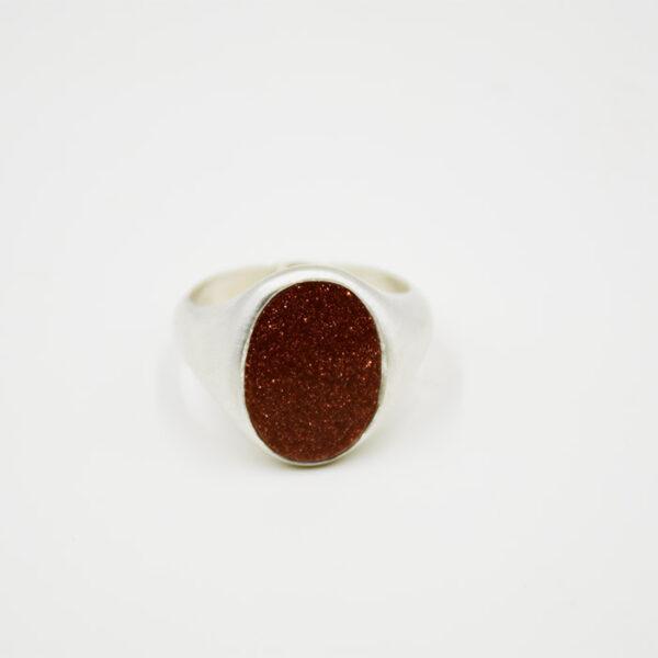 Δαχτυλίδι ασημένιο σε νέο σχέδιο
