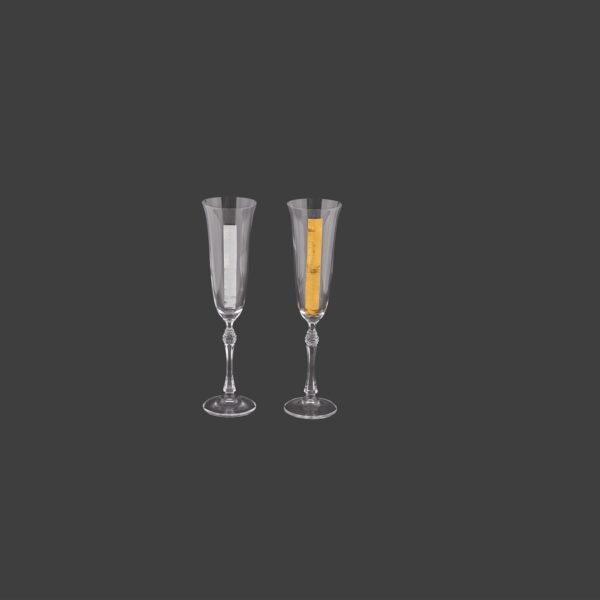 Γάμου κρυστάλλινα ποτήρια