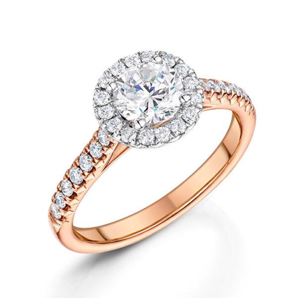 Μονόπετρο δαχτυλίδι λόγου Ketsetzoglou ποιότητα & εμπιστοσύνη