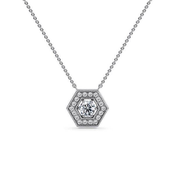 Μενταγιόν διαμάντι