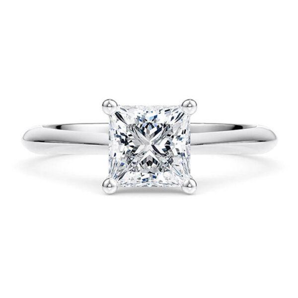 Δαχτυλίδια μοντέρνα με διαμάντια