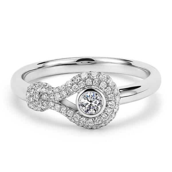 Μονόπετρο δαχτυλίδι με διαμάντι τέλεια πρόταση γάμου