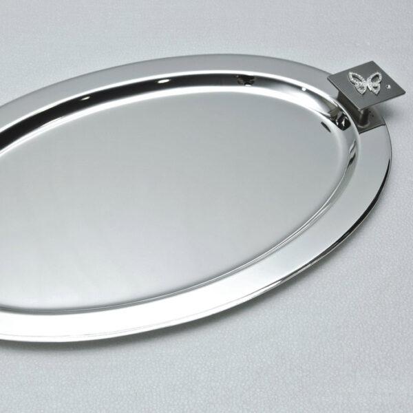 silver plated diskos