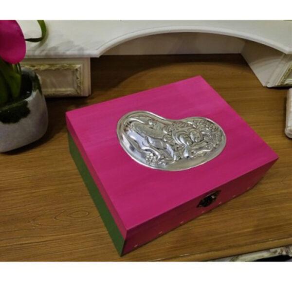 κουτί για τα κοσμήματα του μωρού σας