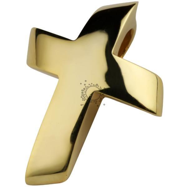 σταυρος χρυσος χειροποιητος