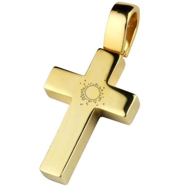 σταυρος χειροποιητος βαπτισης