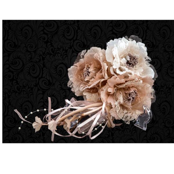 ανθοσυνθέσεις γάμου με λουλούδια