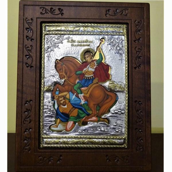 Άγιος Δημήτριος αγιογραφία