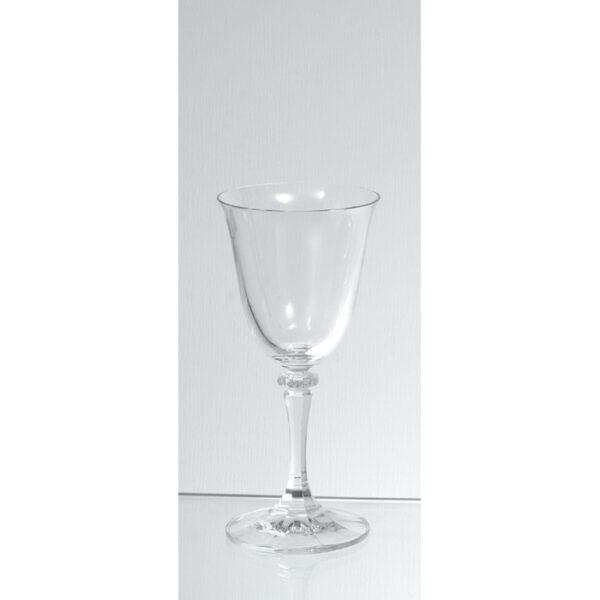 κρυσταλλινο ποτηρι κρασιου