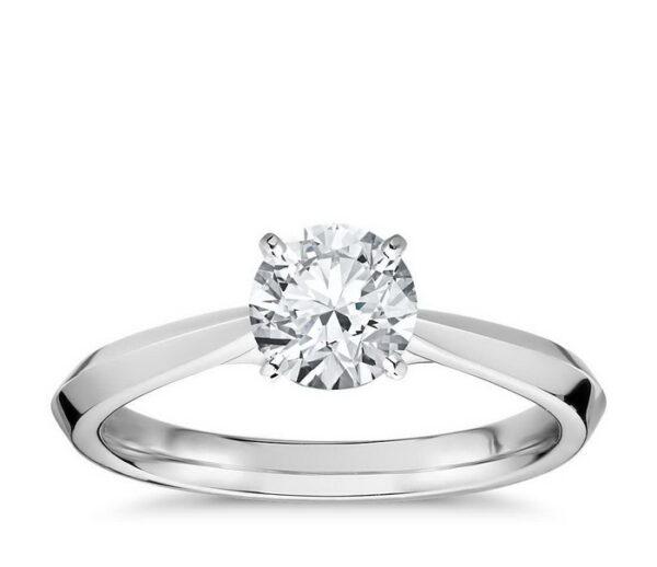 Πρόταση γάμου μονόπετρο μπριγιάν - Δείτε τώρα online diamond ring