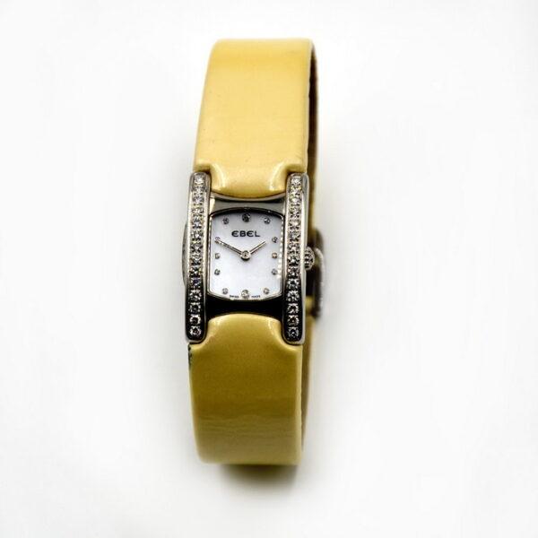 ρολόι γυναικείο Ebel με λουράκι