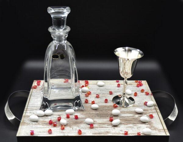 Νυφικό σετ υψηλής ποιότητας για την τέλεση ενός γάμου - ketsetzoglou.gr
