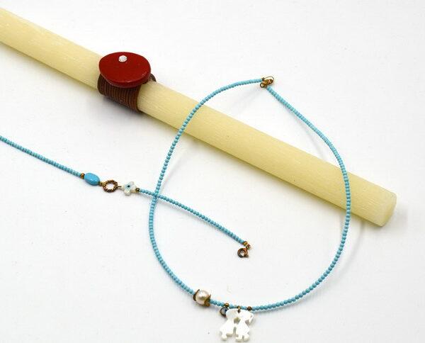 παιδικά κοσμήματα ασημένια με δώρο την λαμπάδα