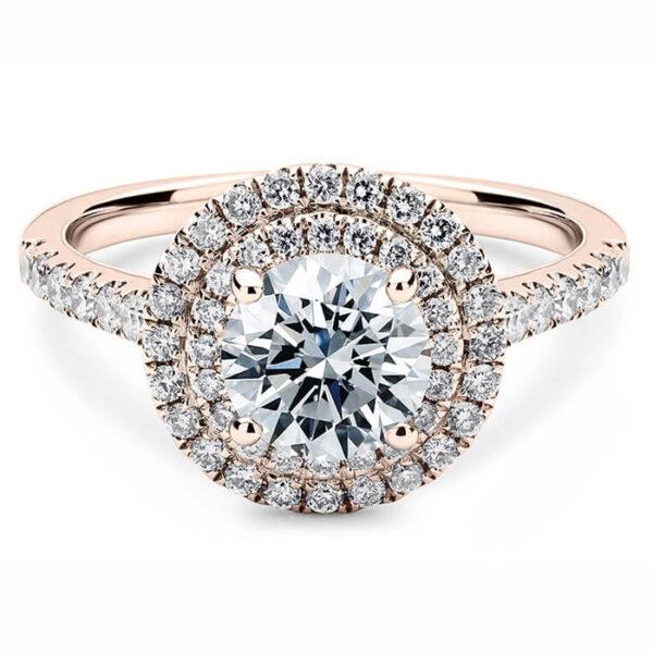 εκπληκτικό & κομψό μονόπετρο δαχτυλίδι αρραβώνα