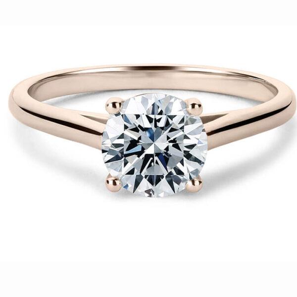μονόπετρο δαχτυλίδι απαράμιλλης κομψότητας & ξεχωριστού στυλ