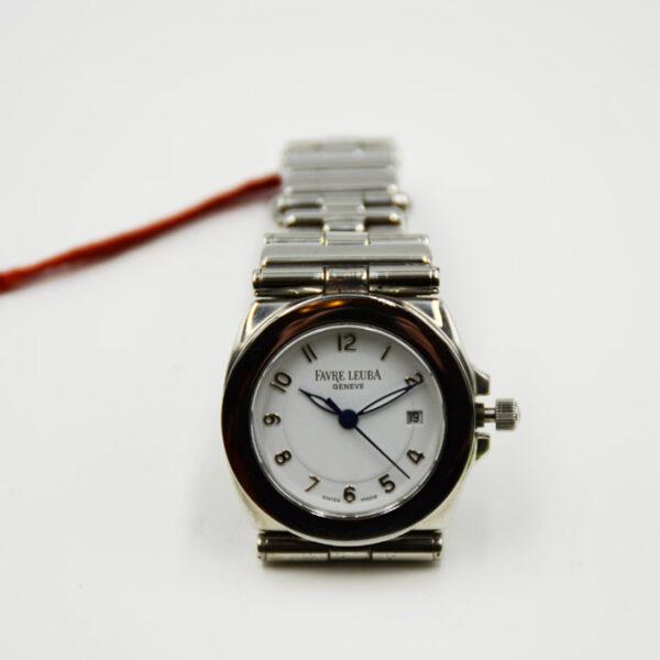 ρολόι γυναικείο με λουράκι μπλε Concord