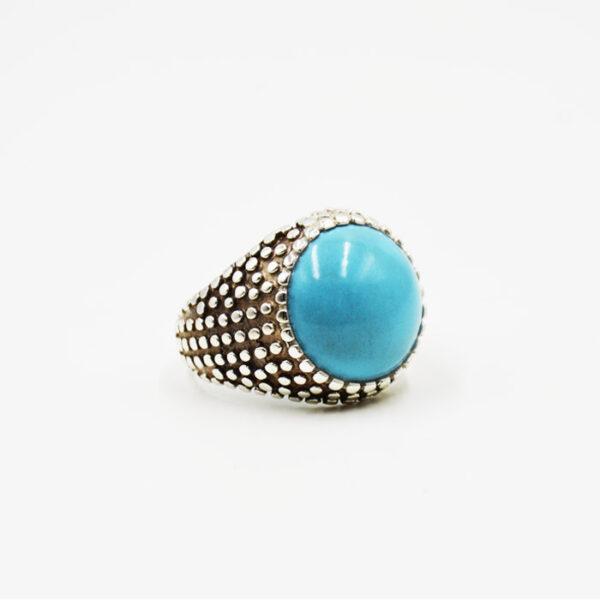 Χειροποίητο δαχτυλίδι με σχέδιο - eshop online ketsetzoglou.gr