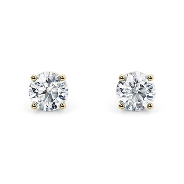 Σκουλαρίκια γυναικεία με διαμάντια κορυφαίας ποιότητας
