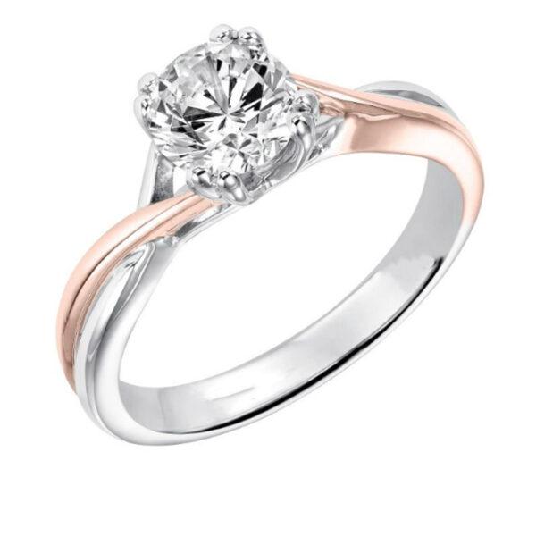 Εντυπωσιακά μονόπετρα για πρόταση γάμου