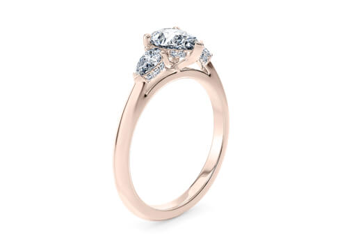Πρωτότυπα δαχτυλίδια με διαμάντια για μια ρομαντική πρόταση
