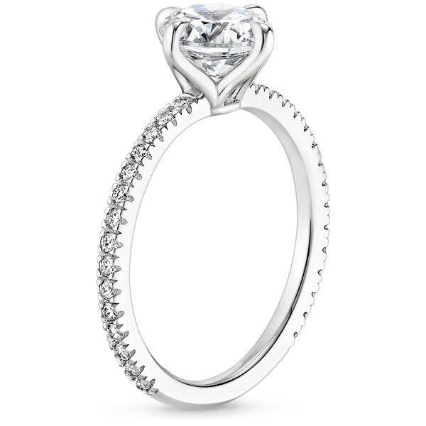 Vintage δαχτυλίδια με διαμάντια γάμου