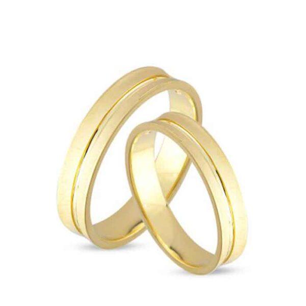 Ιδιαίτερες βέρες γάμου χρυσές σε μεγάλη ποικιλία σχεδίων
